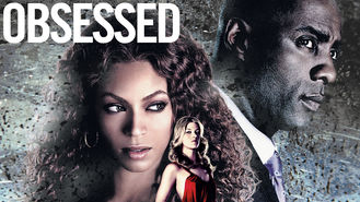 Netflix box art for Obsessed