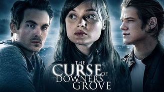 Netflix box art for The Curse of Drowner's Cove
