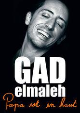 Gad Elmaleh : Papa Est En Haut Spectacle 2010