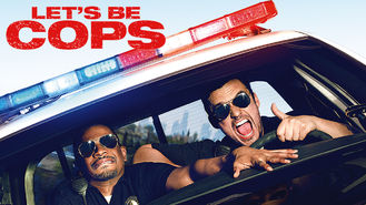 Netflix box art for Let's Be Cops