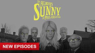 Netflix box art for It's Always Sunny in Philadelphia - Season 12