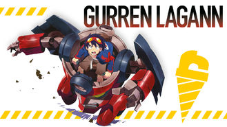 Netflix box art for Gurren Lagann - Season 1