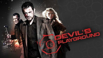 Netflix box art for Devil's Playground