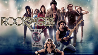 Netflix box art for Rock of Ages
