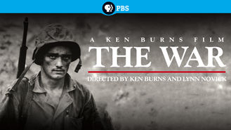 Netflix box art for Ken Burns: The War - Season 1