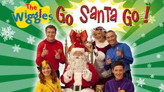 Netflix box art for The Wiggles: Go, Santa, Go!