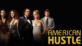 Netflix box art for American Hustle