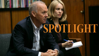 Is Spotlight on Netflix?