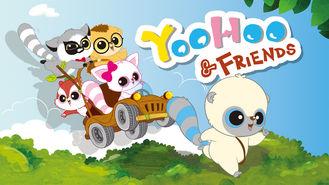 Netflix box art for YooHoo & Friends - Season 1