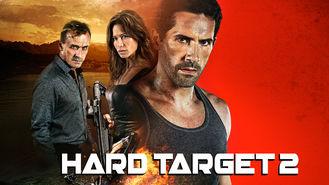 Netflix box art for Hard Target 2