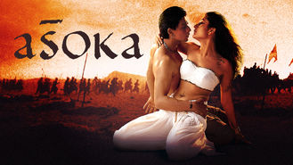 Netflix box art for Asoka