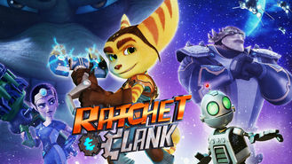 Netflix box art for Ratchet and Clank