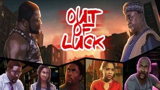 Netflix box art for Out of Luck