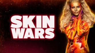 Netflix box art for Skin Wars - Season 1
