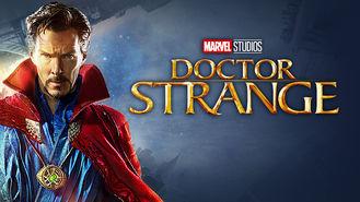 Netflix box art for Doctor Strange