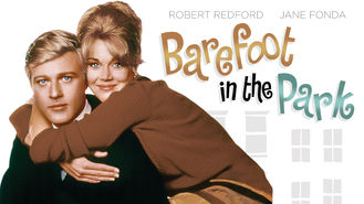 Netflix box art for Barefoot in the Park