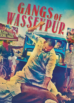 Box art for Gangs Of Wasseypur