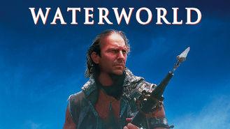Netflix box art for Waterworld