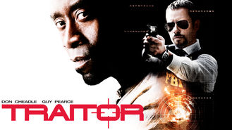 Traitor (2008) on Netflix in Canada
