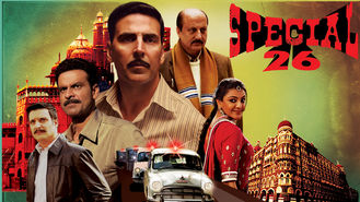 Netflix box art for Special 26