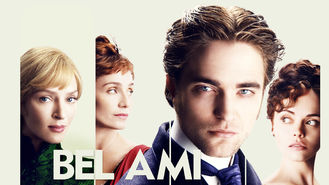 Netflix box art for Bel Ami