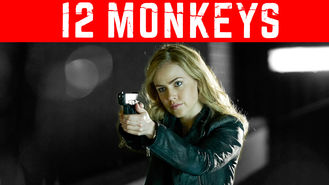 Netflix box art for 12 Monkeys - Season 1