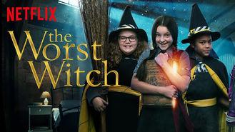 Netflix box art for The Worst Witch - Season 1