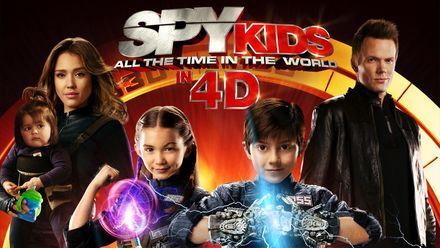 Spy Kids: Todo el tiempo del mundo