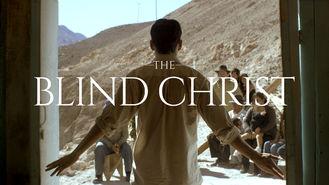 Netflix box art for The Blind Christ