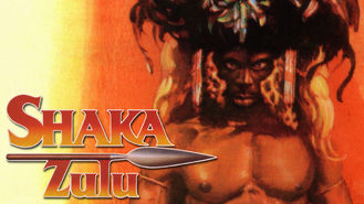 Netflix box art for Shaka Zulu - Season 1