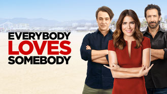 Netflix box art for Everybody Loves Somebody