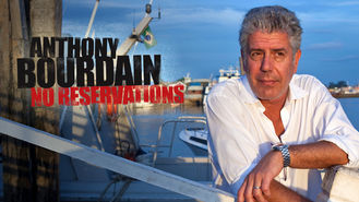 Netflix box art for Anthony Bourdain: No Reservations - Season 7