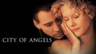 Netflix box art for City of Angels