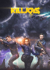 Killjoys Netflix DO (Dominican Republic)