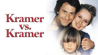 Netflix box art for Kramer vs. Kramer