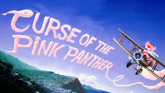 Netflix box art for Curse of the Pink Panther