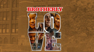Netflix box art for Brotherly Love