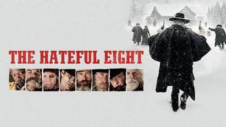 Netflix box art for The Hateful Eight