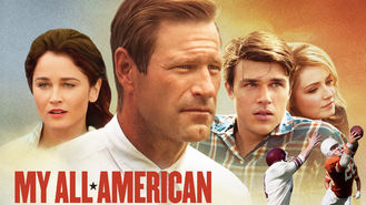 Netflix Box Art for My All American