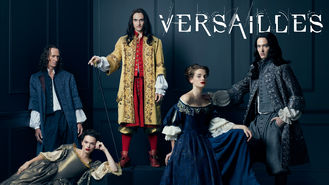 Netflix box art for Versailles - Season 1