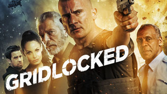 Netflix box art for Gridlocked