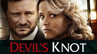 Netflix box art for Devil's Knot