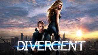 Netflix box art for Divergent