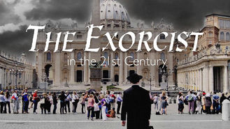 Netflix box art for The Exorcist in the 21st Century