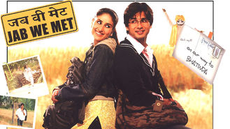 Netflix box art for Jab We Met