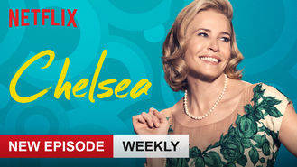 Netflix box art for Chelsea - Season 2