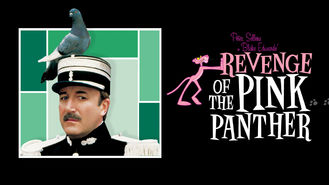 Netflix box art for Revenge of the Pink Panther