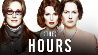 Netflix box art for The Hours
