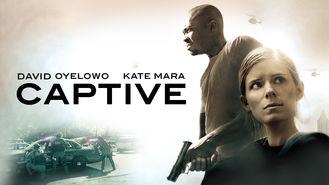 Netflix box art for Captive