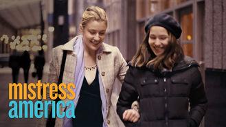 Netflix box art for Mistress America